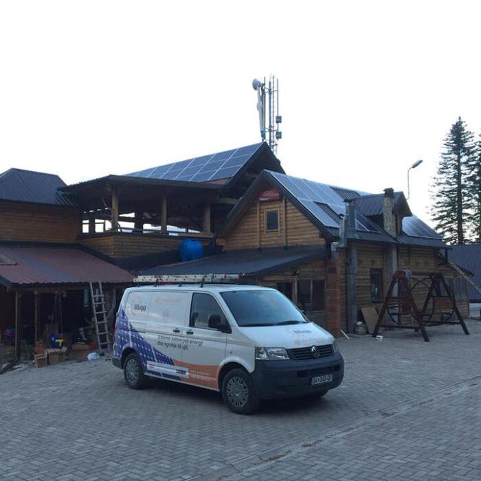 Projekti 10 kw i përfunduar te Restaurant Kelmendi në Rugov të Pejes