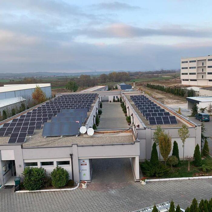 VERA HOTEL & VILLA bëri zgjedhjen e duhur duke zgjedhur Muqa Solar Company për të investuar në sistemin solar fotovoltaikë